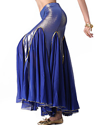 Dancewear Viscose and Chiffon Belly Dance Skirt More Colors
