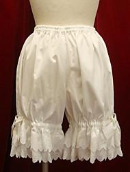 Pure Color Cotton Classic Lolita Bloomers