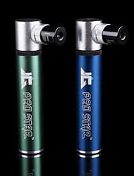 JIAGUAN Portable Aluminium Alloy Material High-Pressure Mini Inflator QT-015 (2 Colors)