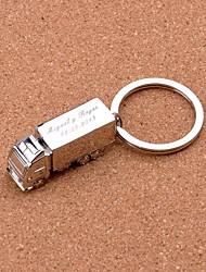Inox Porte-clés Favors-4 Piece / Set Porte-clés Personnalisé