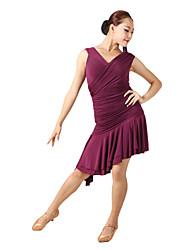 Ropa de viscosa Modern Dance Dress For Women (más colores)