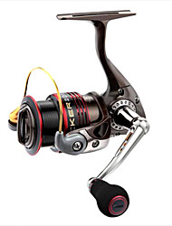 HAIBO 2000S Top Quality AMEP material Spinning Pesca Reel