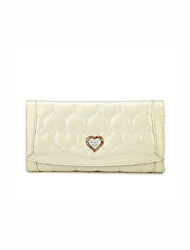 Cover Heart Pattern Wallet