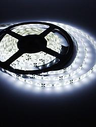 5M 15W 300x3528SMD White Light LED Strip Lamp (DC 12V)
