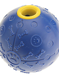 Squeak Fun Food Ball for Dogs
