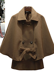 PINKLADY Lady Cape Short Coat