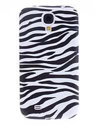 Zebra Soft Case Pattern pour Samsung Galaxy i9500 S4