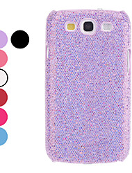 Glitter Pattern Hard Case for Samsung Galaxy S3 I9300