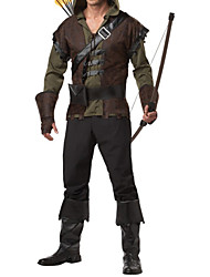 Green Arrow Hoodie Halloween Men's Costume