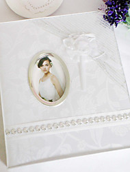 Floral Theme Photo Frames White