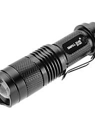 SmallSun LED Flashlights / Handheld Flashlights 3 Mode 240 Lumens 18650 Waterproof LED Camping/Hiking/Caving