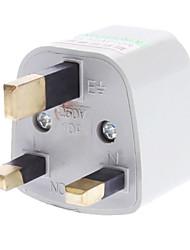 Гонконг, Малайзия, британский стандарт Plug адаптер
