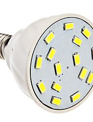 E14 Spot LED PAR38 15 SMD 5630 300 lm Blanc Naturel AC 110-130 / AC 100-240 V