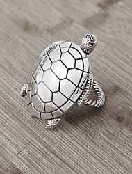 Set Of 4 Seashore Sea Turtle Napkin Ring