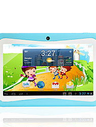 RK3126 7 дюймов Android 4.4 Dual Core 512MB RAM 8GB ROM 2,4 ГГц Дети Tablet