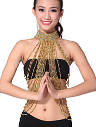 Dancewear Alloy Belly Dance Necklace For Ladies