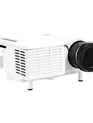 Mini proyector llevado 400lumen 320x240 con usb sd del hdmi vga