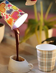 Creativo lampada Flusso Caffè
