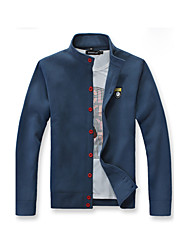 Männer Slim Cardigan jakcet