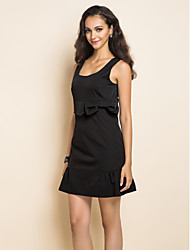 TS Bow Little Black Dress