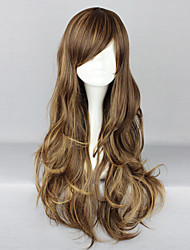 Brown High Light 75cm Classic Lolita Wig