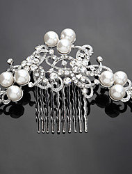 Women's Alloy Headpiece-Wedding Special Occasion Hair Combs