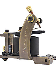 Brass coupe-fil gravure de machine de tatouage pour le revêtement