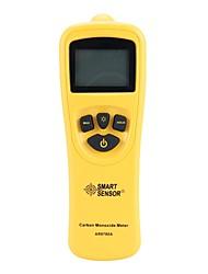 Medidor de monóxido AR8700A Detector de fugas de gas sensor inteligente de carbono