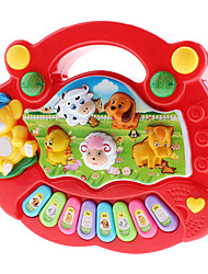 Animal Farm Music Instrument with Lights and Sound (Random Color)
