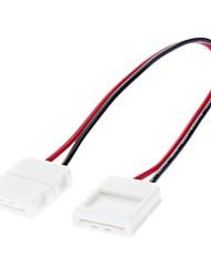5050 SMD AWG22 Luz LED Strip Conexão Lamp Bilateral (12V-24V)
