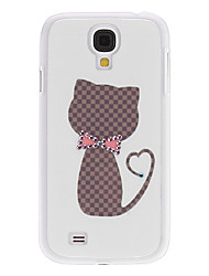 Colourful Wish Bottle Pattern Hard Case with Rhinestone for Samsung Galaxy S4 I9500