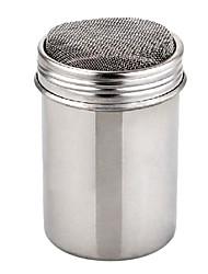 Café del acero inoxidable en polvo Shaker
