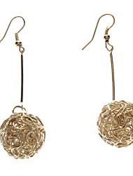 Handmade écheveau oreille en métal