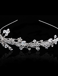 Women's Brass Headpiece - Wedding/Special Occasion Headbands