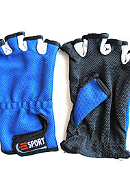 Random Color Short-Finger Fishing Anti-Slip Gloves