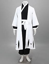 5th Division Sousuke Aizen Kimono Cosplay Costume