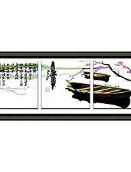 Meian DIY незавершенной хлопок помнить Цзяннань 11 CT / дюйм стежка вышитые ткань размер: 61 * 58см * 3