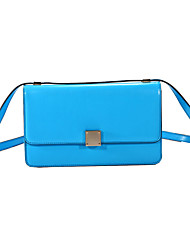 Freyja couleur de sucrerie en cuir Messenger Bag