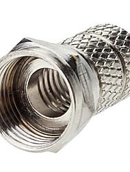 BNC Male Connector Copper