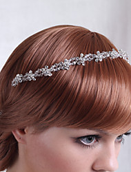 Women's Alloy Headpiece - Wedding/Special Occasion Flowers