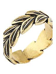 Leaf Ring(Assorted Color)