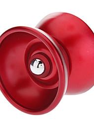 Bouncer Ball Bearing Yoyo Toy com 5 cores Ropes (preto, ouro, azul, vermelho)