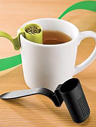 Copa Rim colher de chá coador de chá
