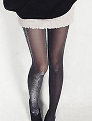 Sheer Sequin Specific Pantyhose