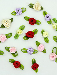 Wedding Décor Nice Satin Flower Decoration / DIY Accessories - Set of 50 (More Colors)