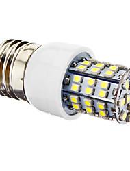 E26/E27 Ampoules Maïs LED T 60 SMD 3528 270 lm Blanc Naturel AC 100-240 V