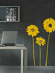 Tre Sunflower Wall Sticker