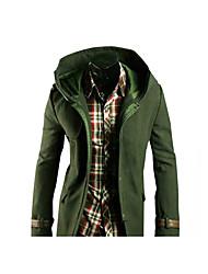 Men's Coats & Jackets , Tweed Casual INMUR