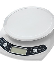 "1.7 ""LCD Digital Kitchen Scale (7kg Max/1g resolutie)"
