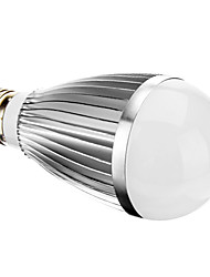 Lampadine globo 14 SMD 5730 A60 E26/E27 7 W 490 LM Luce fredda AC 220-240 V